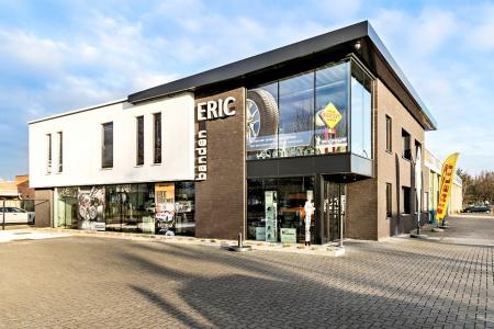 ERIC Banden & Garage op TV Limburg