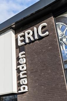 ERIC Banden wenst iedereen een Gelukkig 2019