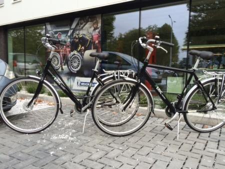 NIEUW: reserveer een fiets