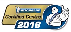 Michelin-kwaliteitslabel 2016!