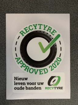 Recytyre approved 2020!