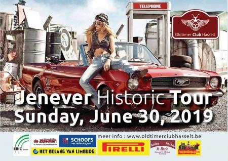 Jenever Historic Tour 2019